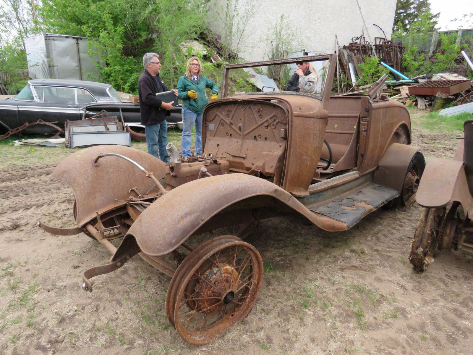 RARE 1932 Ford Cabriolet Project - Image 1