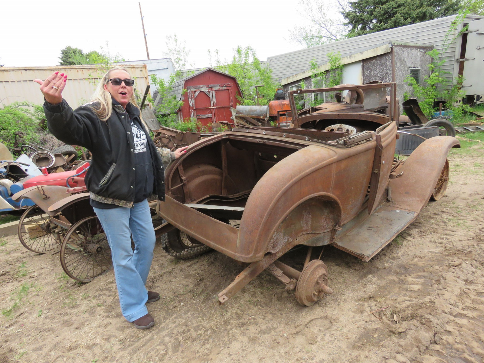 RARE 1932 Ford Cabriolet Project - Image 2