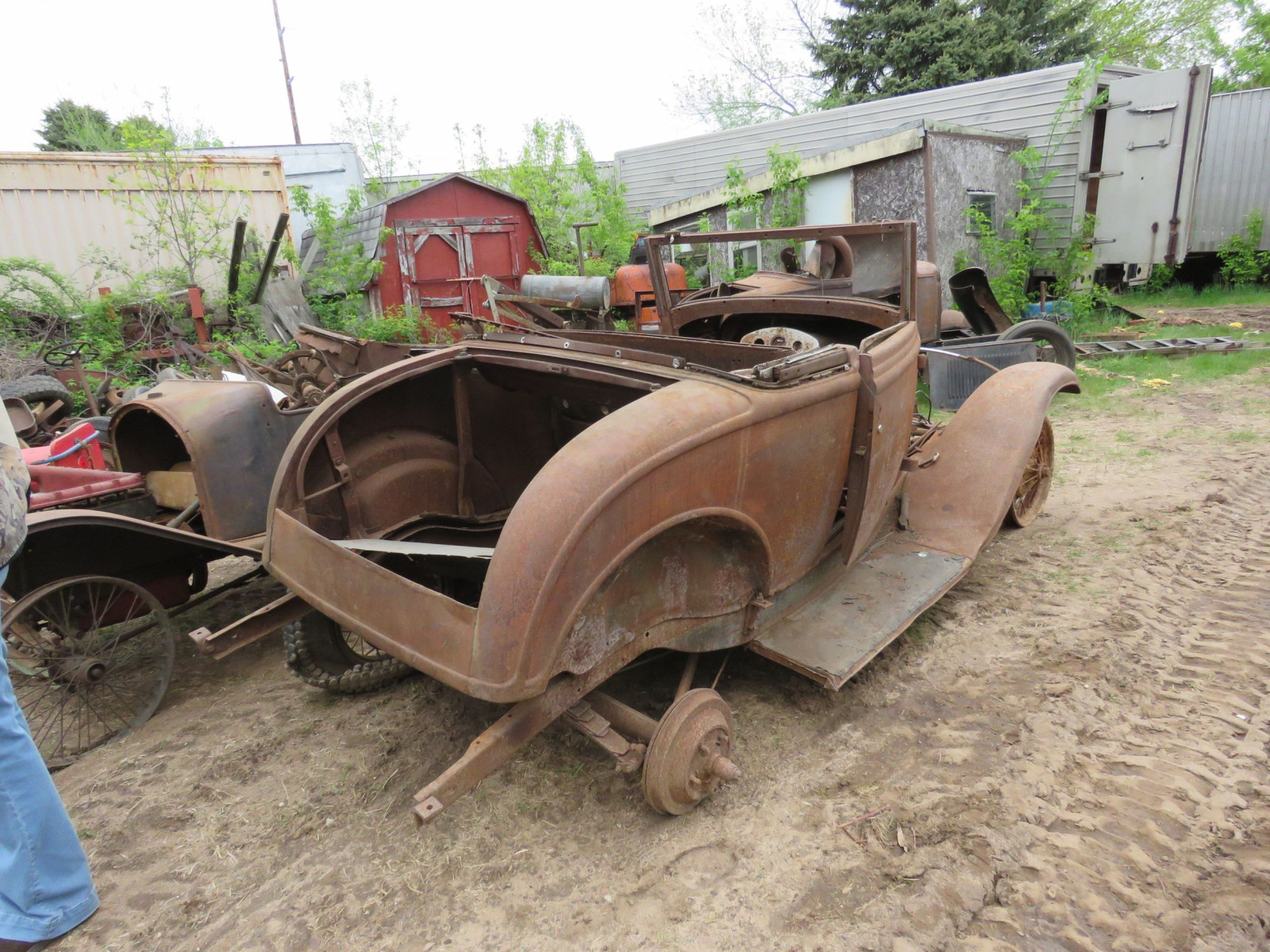 RARE 1932 Ford Cabriolet Project - Image 3
