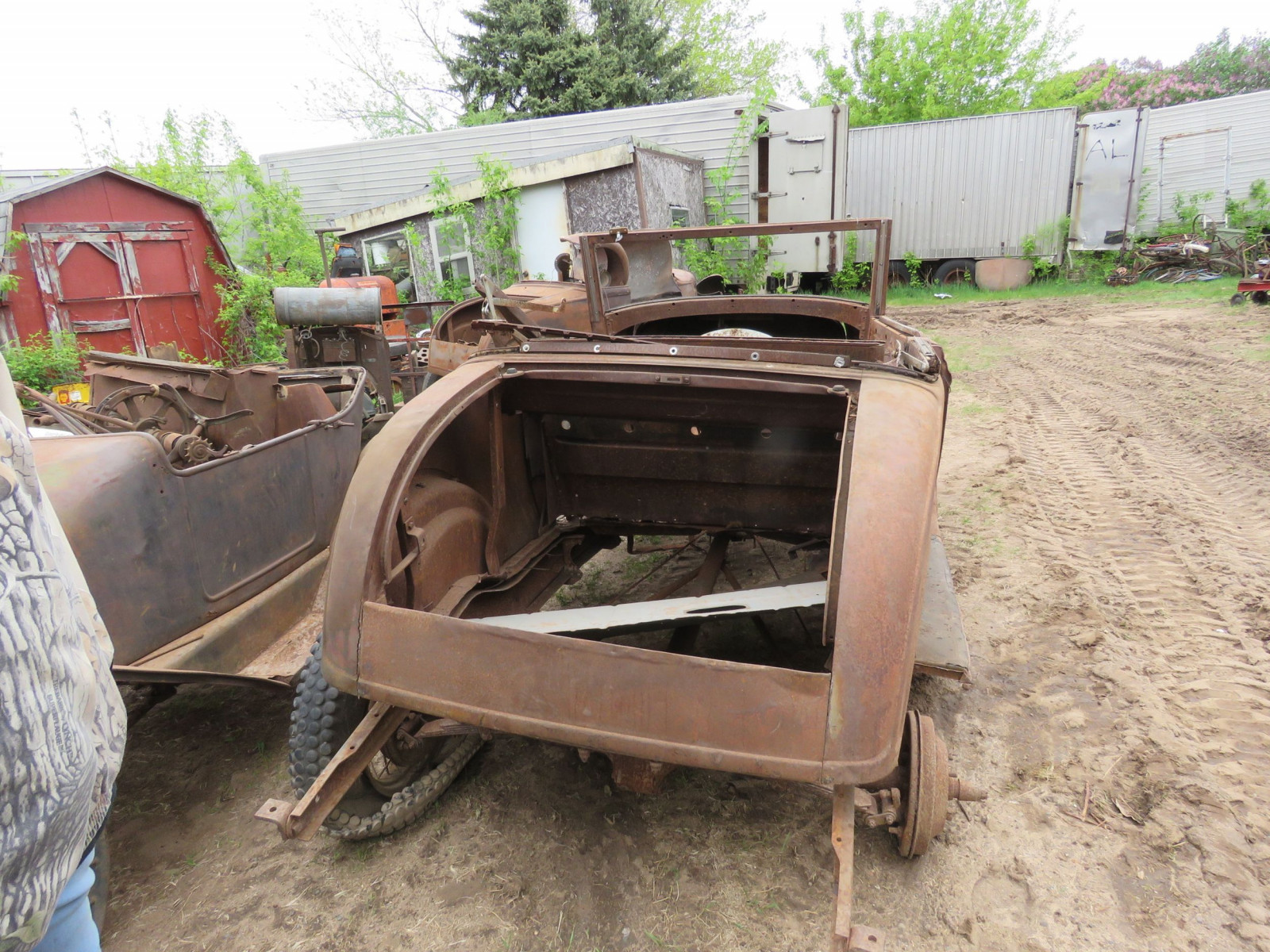 RARE 1932 Ford Cabriolet Project - Image 4