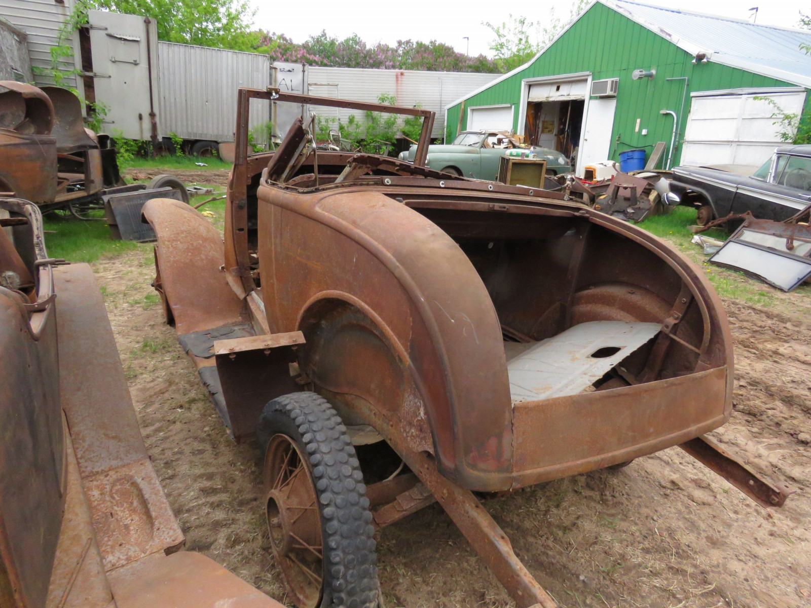 RARE 1932 Ford Cabriolet Project - Image 5