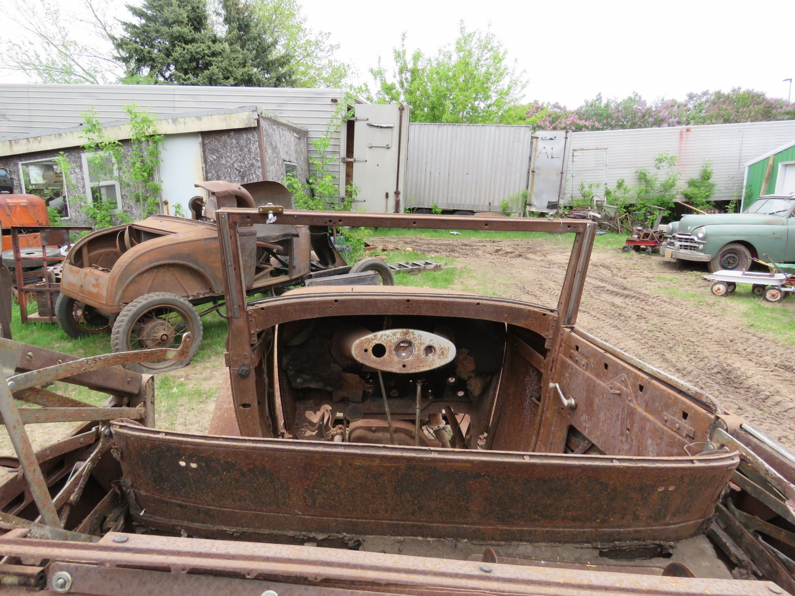 RARE 1932 Ford Cabriolet Project - Image 6