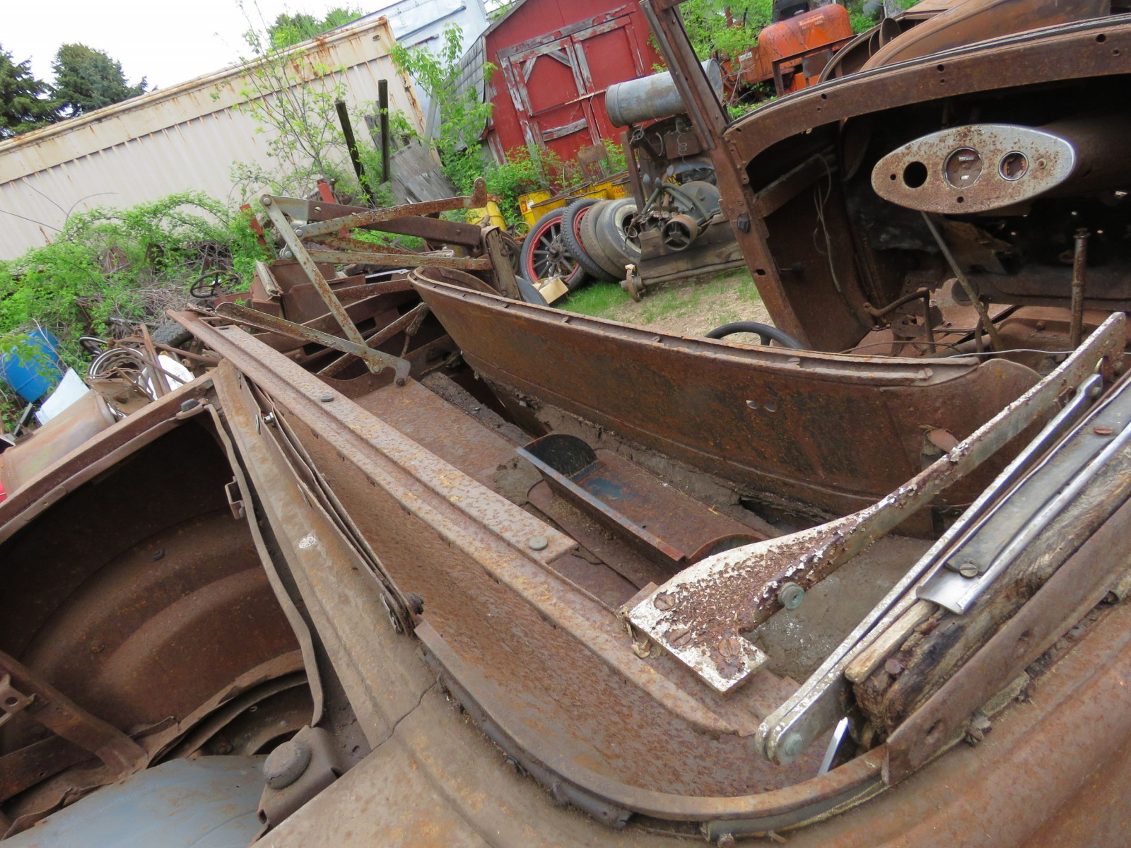 RARE 1932 Ford Cabriolet Project - Image 7