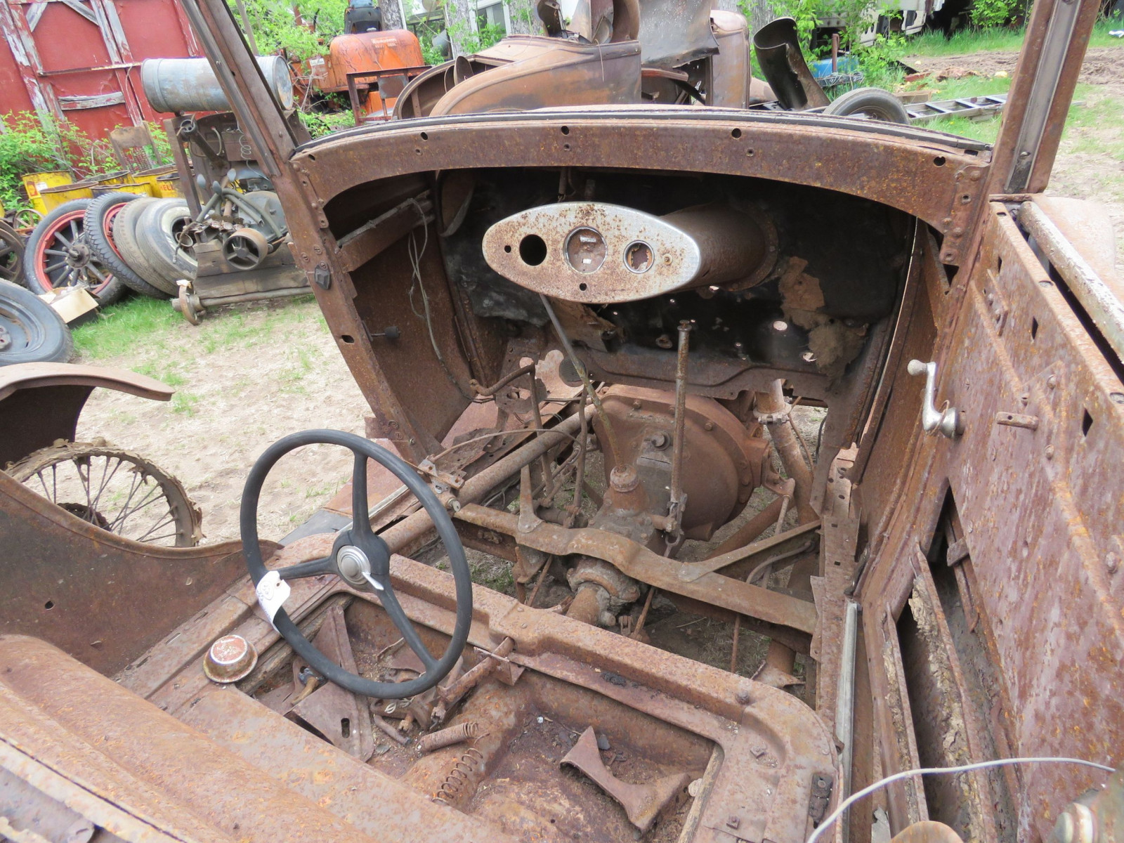 RARE 1932 Ford Cabriolet Project - Image 8
