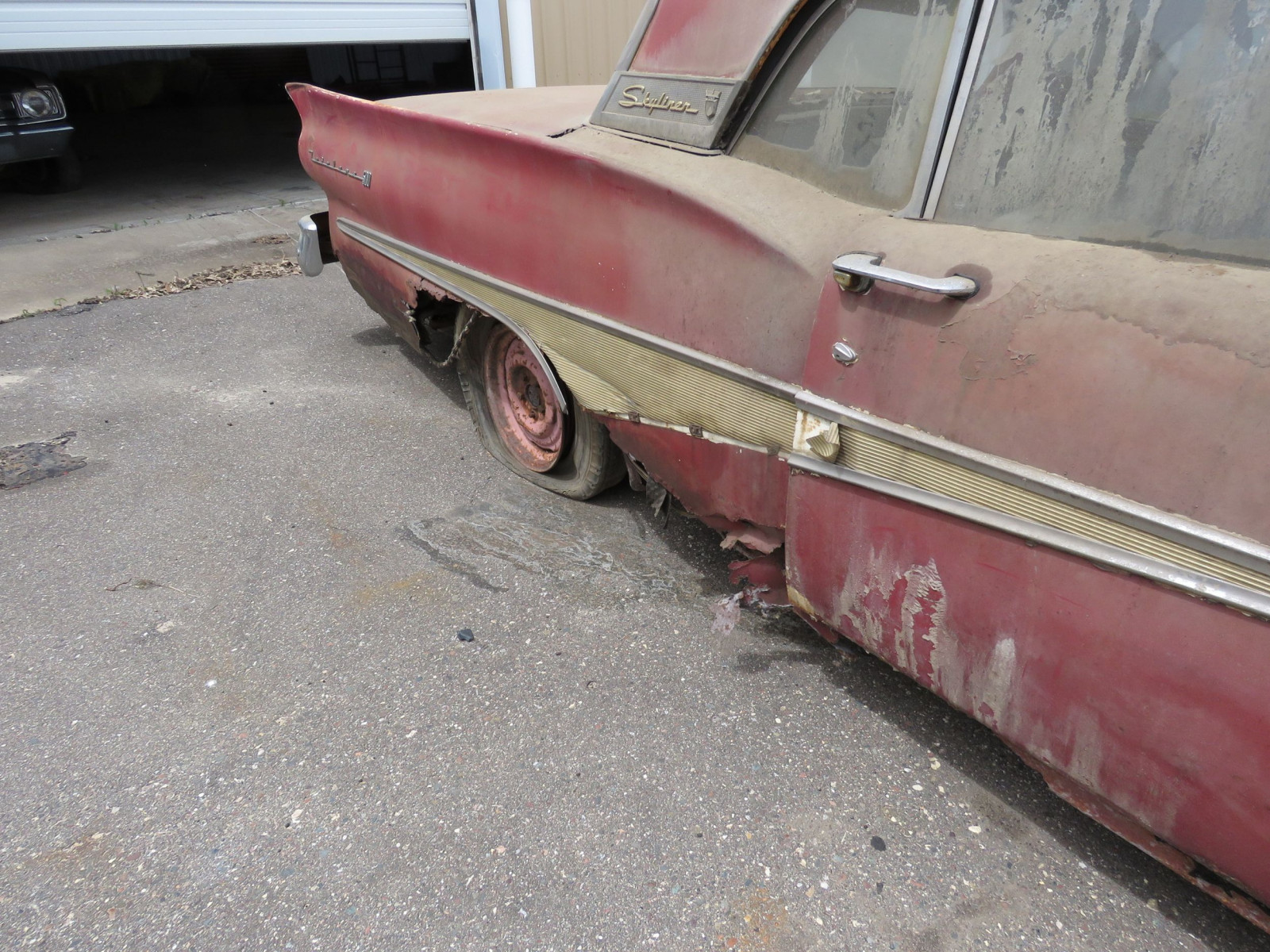 1958 Ford Fairlane 500 Retractable Hardtop Project - Image 4