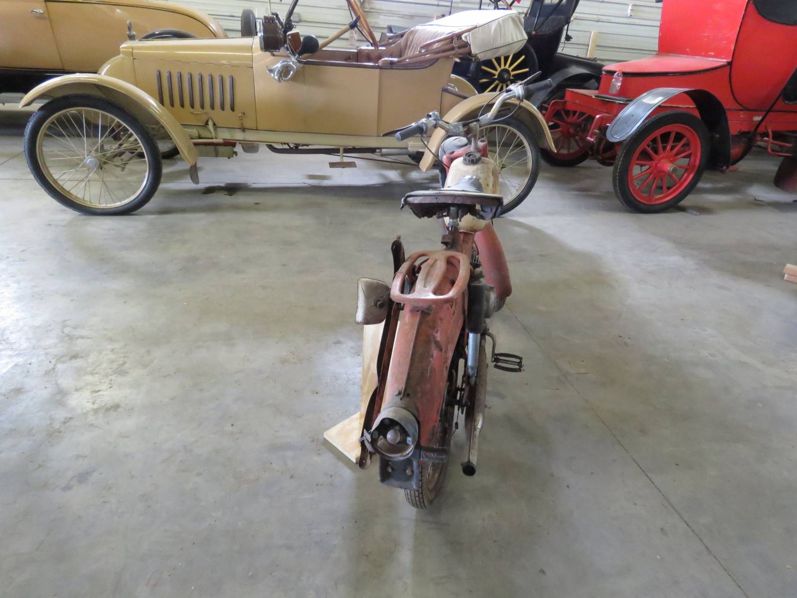 Vintage Wards Motorcycle Project - Image 3