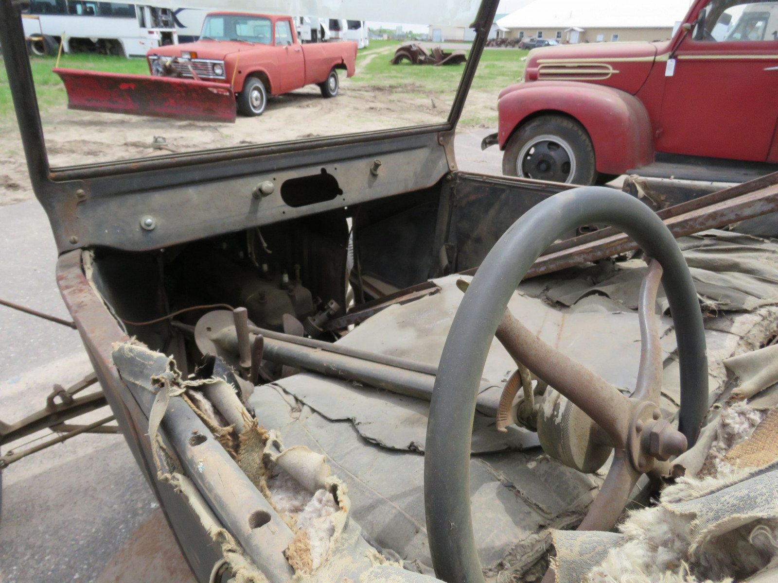 1923-25 Ford Model T Touring Project - Image 6