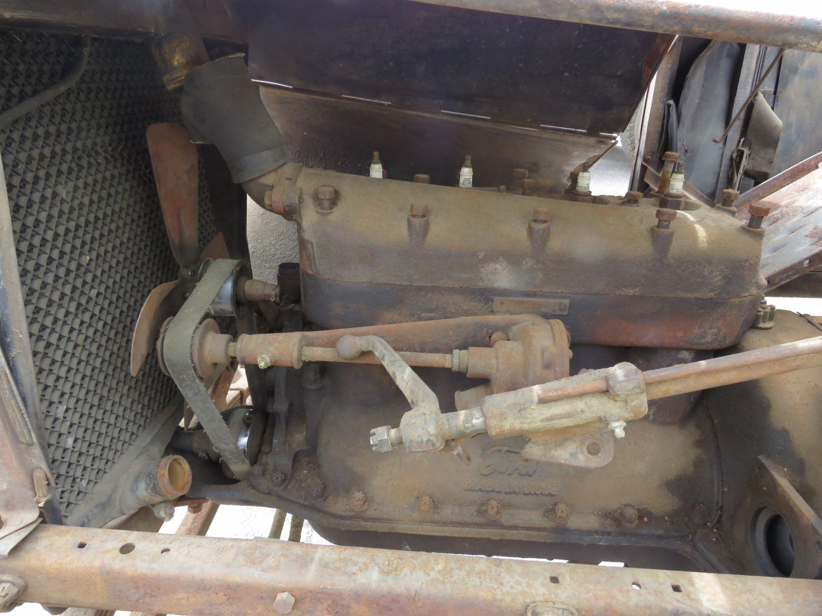 1923-25 Ford Model T Touring Project - Image 7