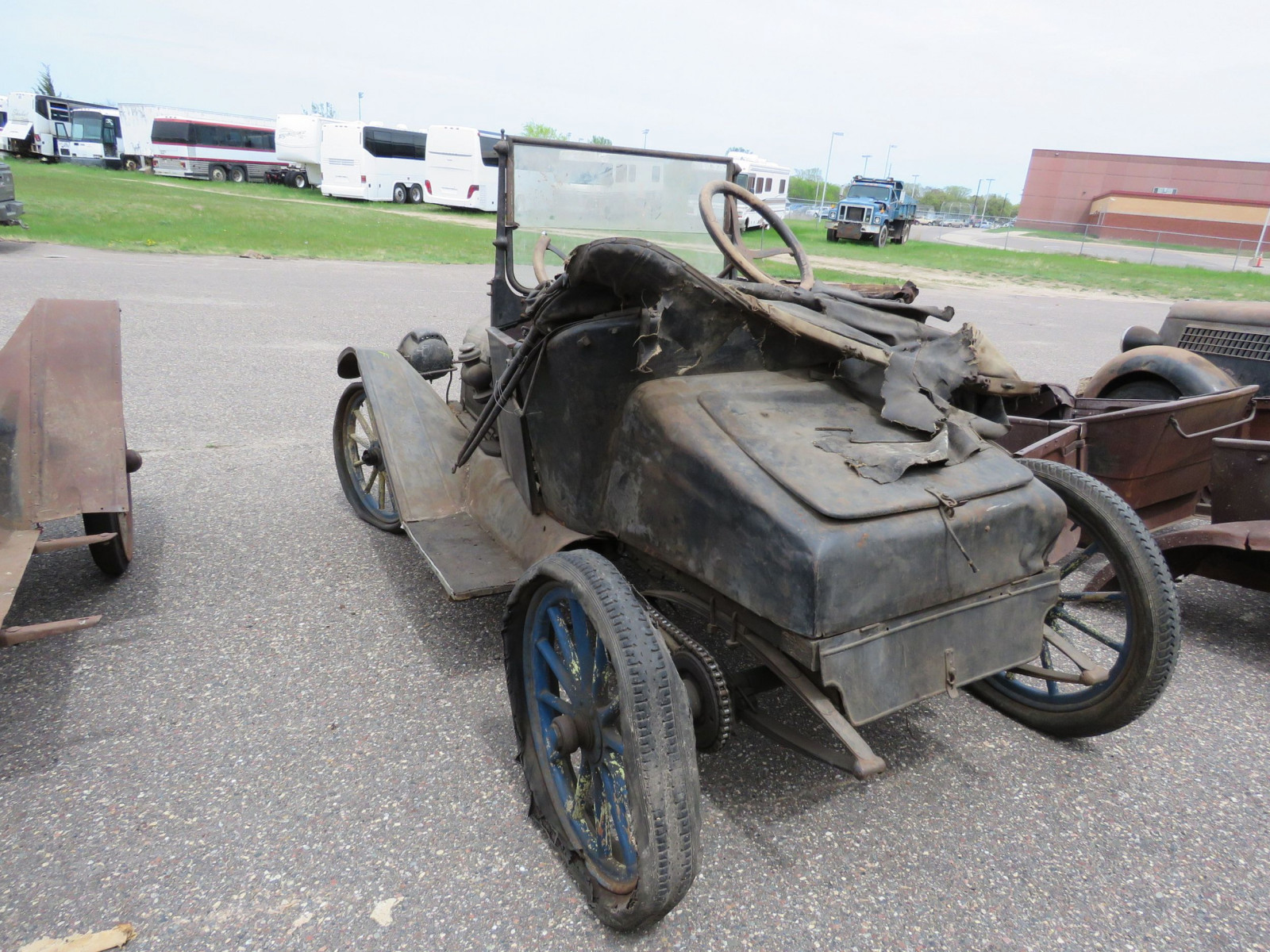 Metz Runabout for Project or Parts - Image 6