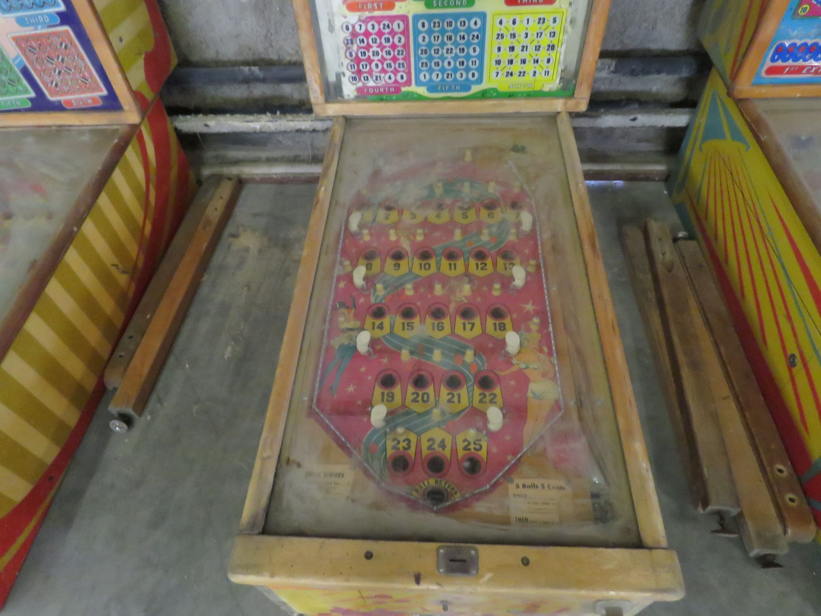 Vintage Bally Bright Spots Pinball Machine - Image 2