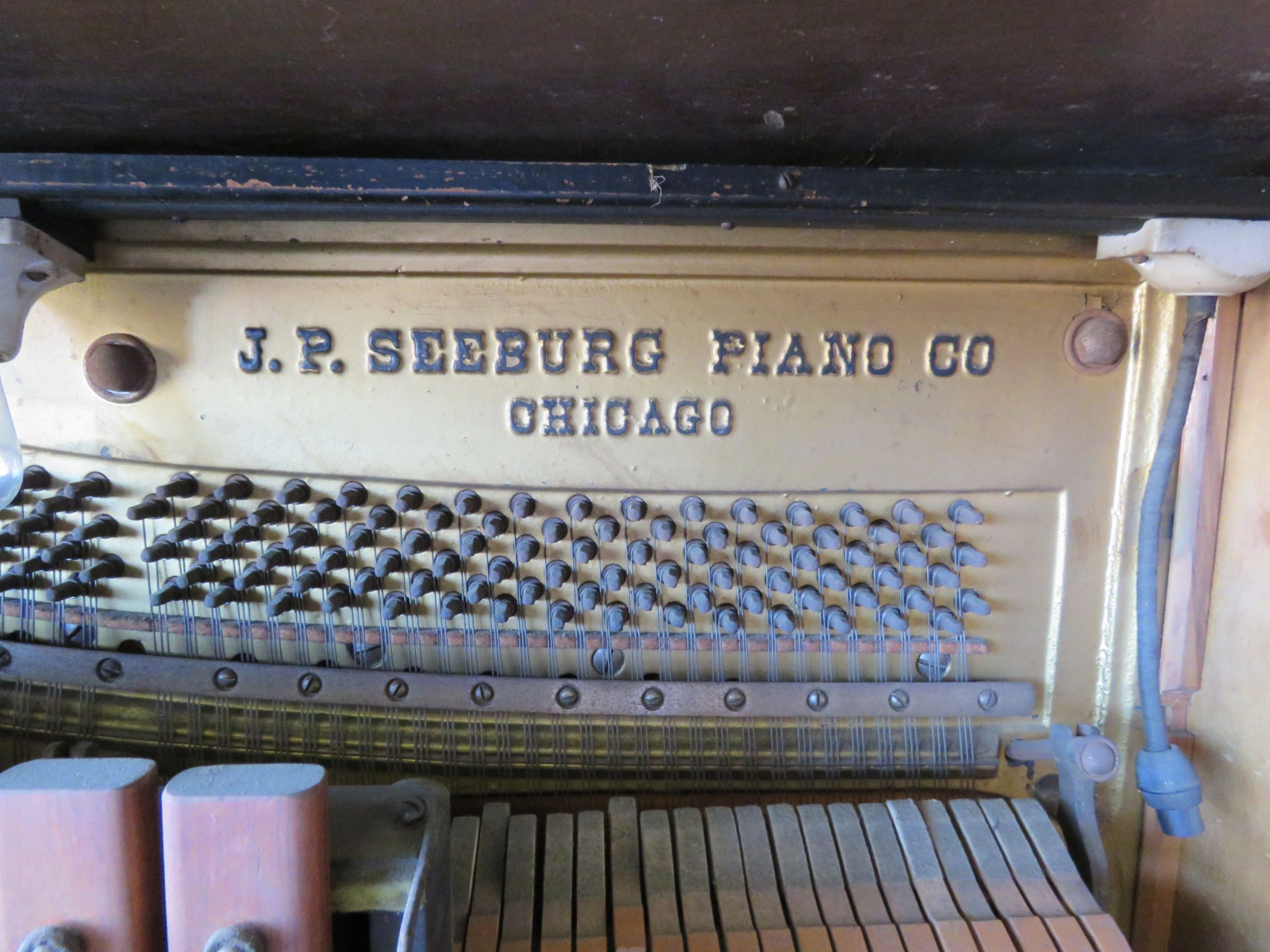 Seeburg Player Piano for project or Parts - Image 3