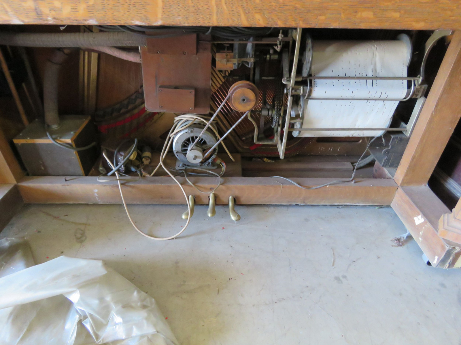 Operators Player Piano for Project or Parts - Image 2