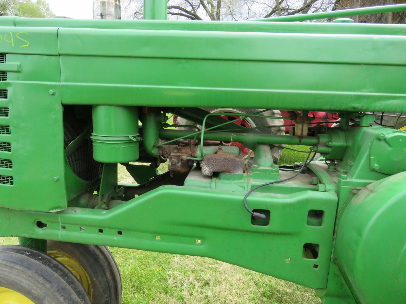 Styled John Deere A Tractor - Image 7