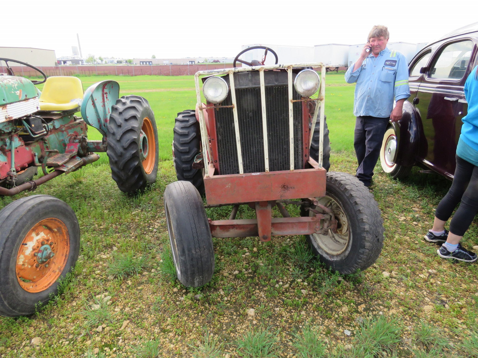 Homemade tractor - Image 2