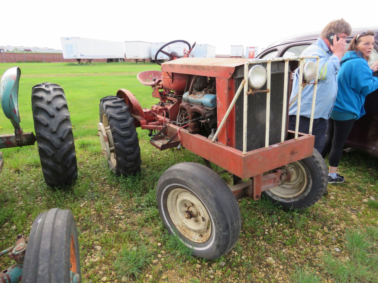 Homemade tractor - Image 3