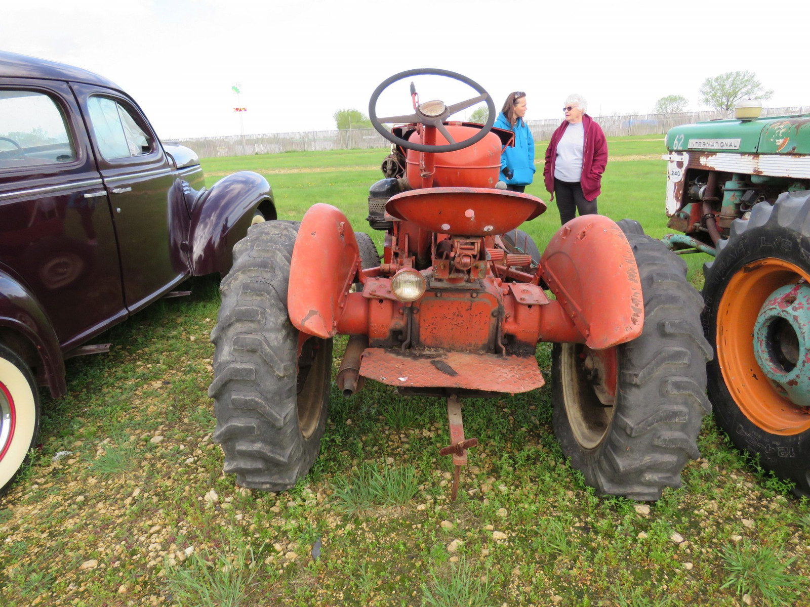 Homemade tractor - Image 5
