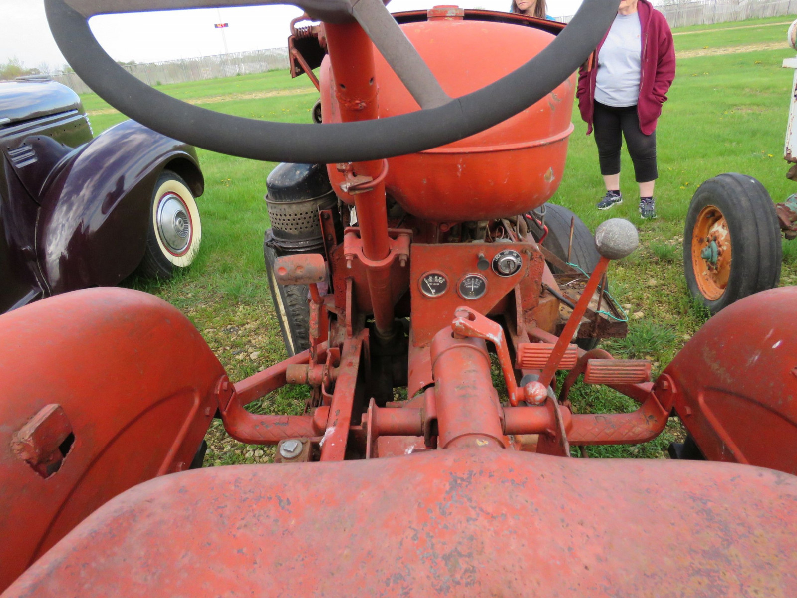 Homemade tractor - Image 6