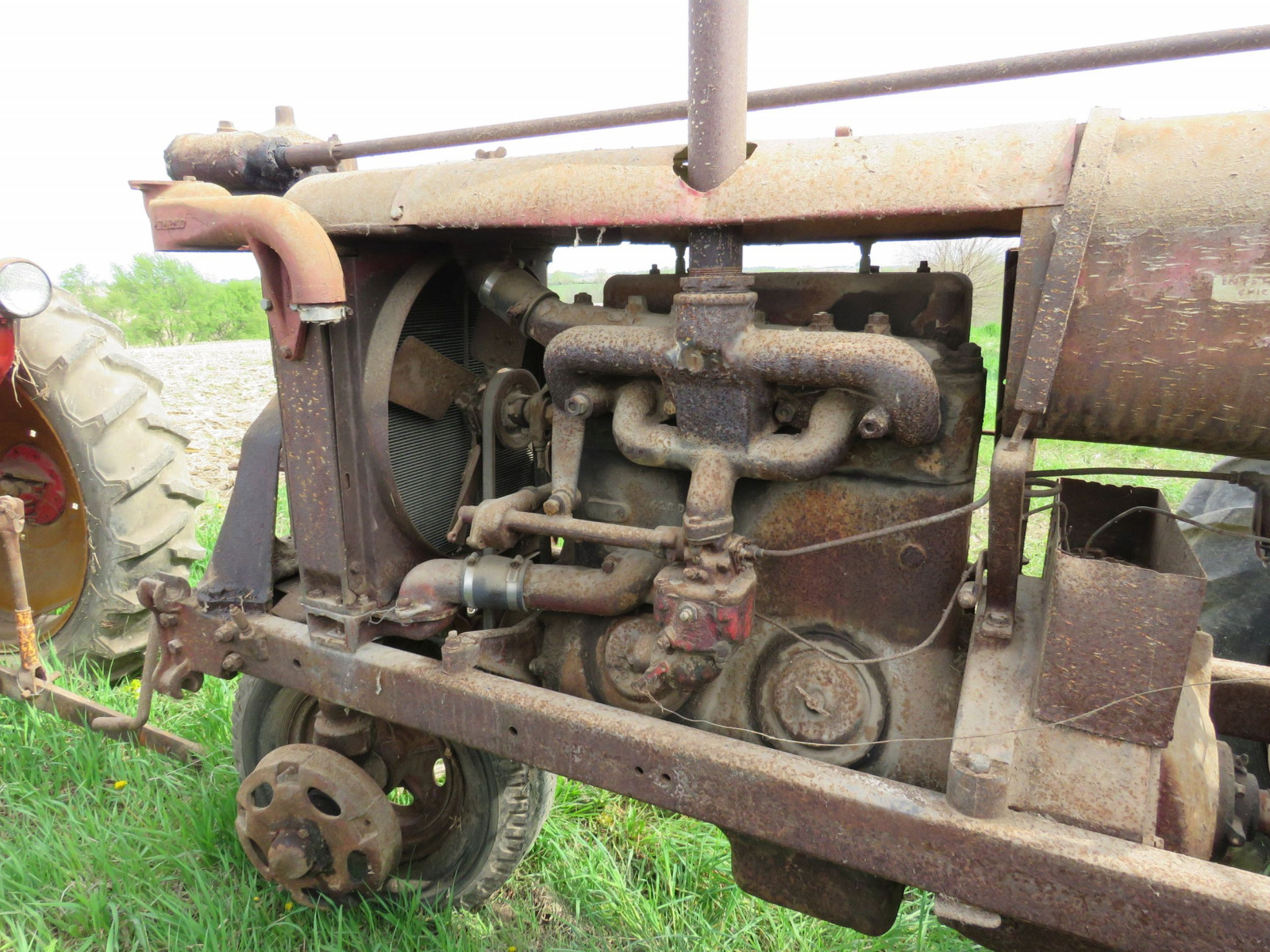 Farmall F-20 for Project or parts - Image 4