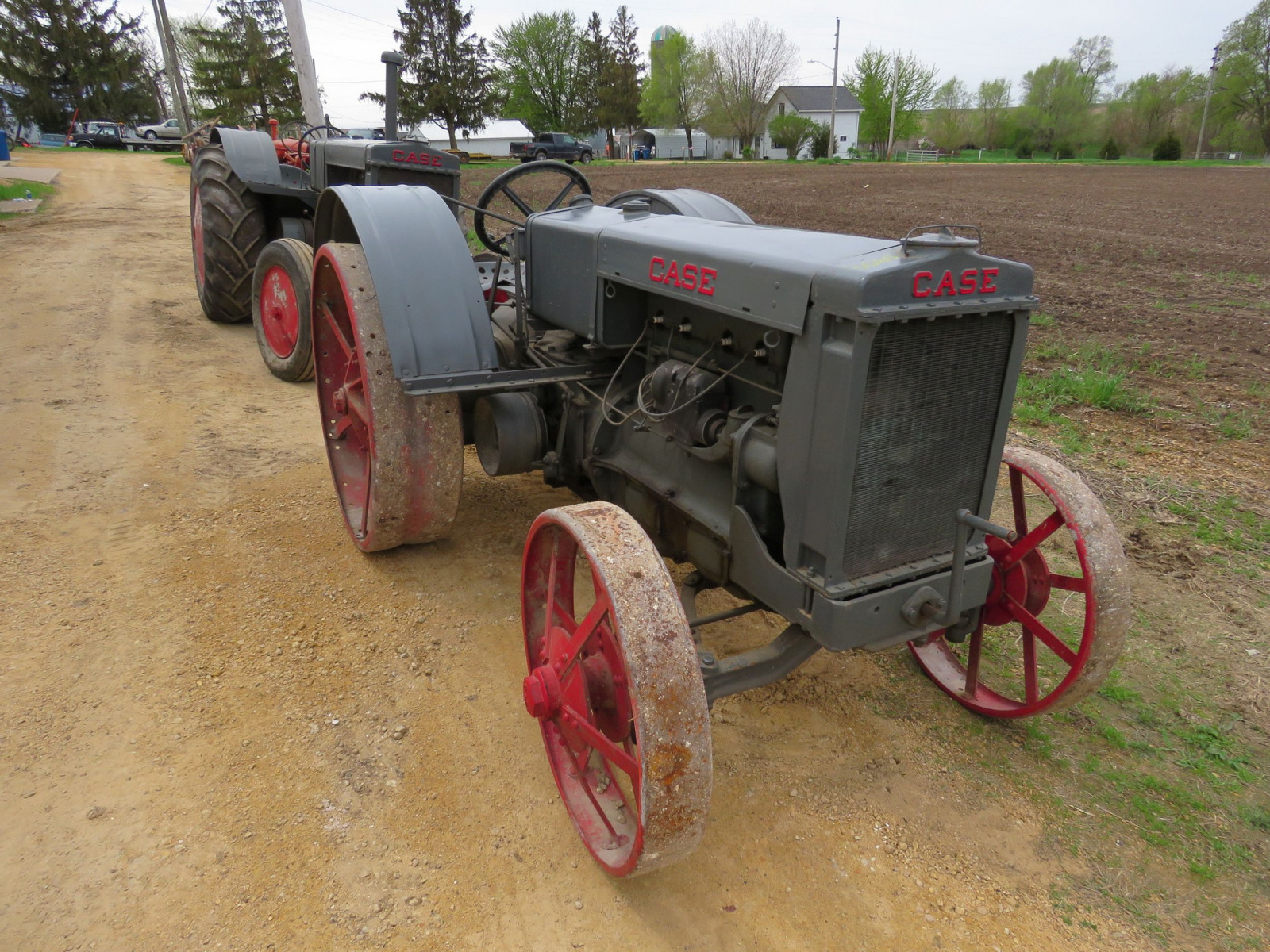 Case CC Tractor - Image 1