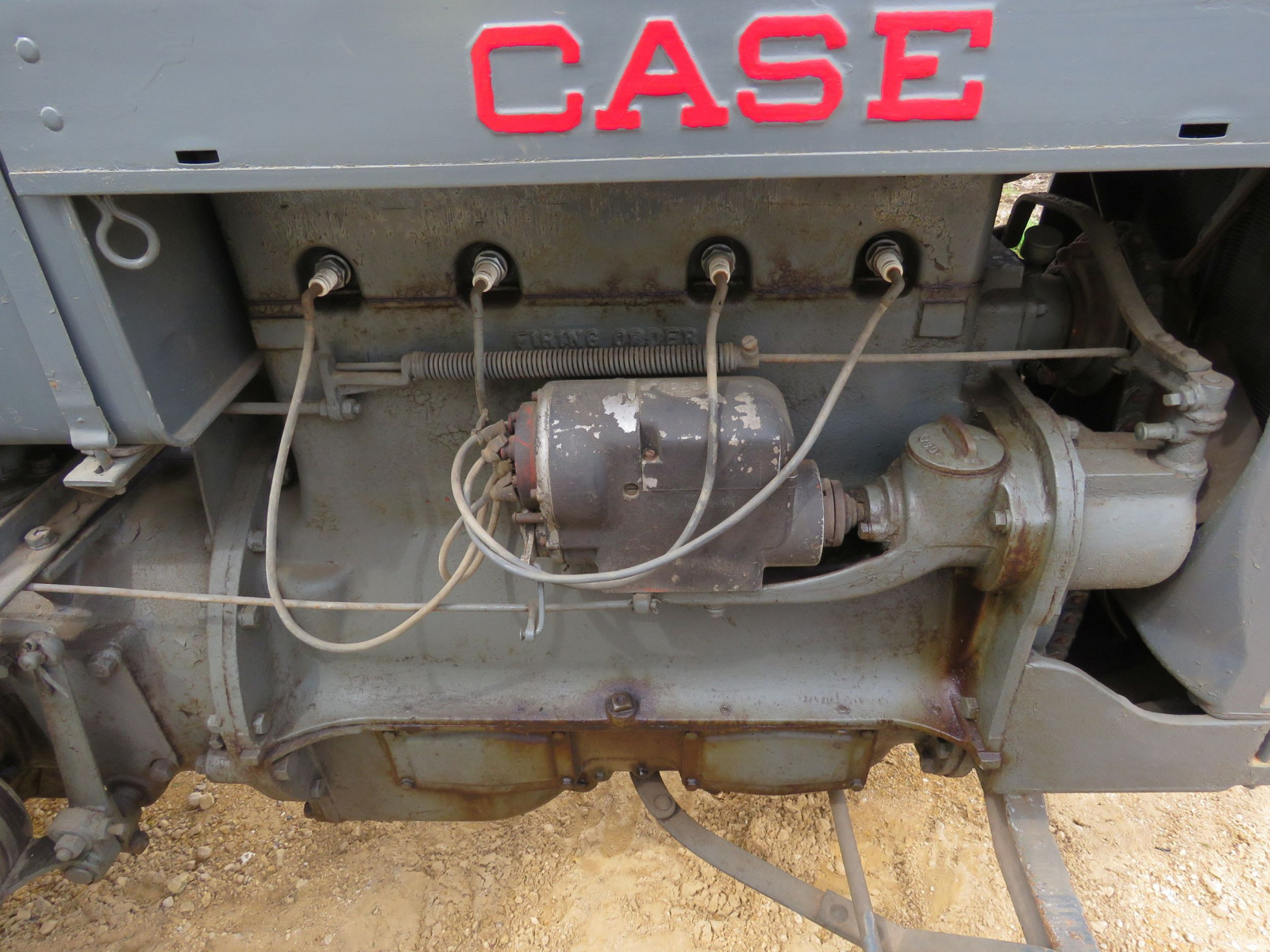 Case CC Tractor - Image 5