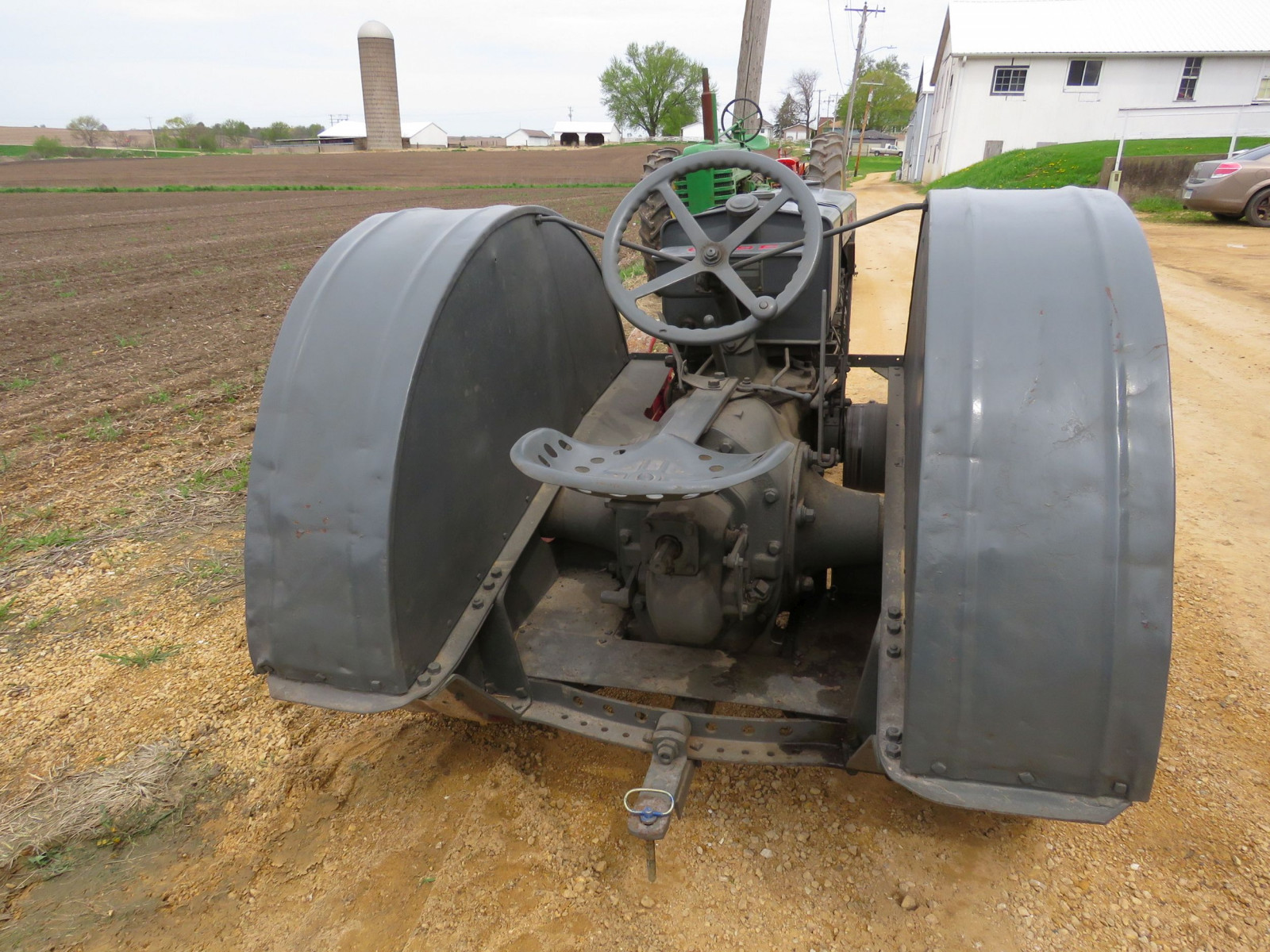 Case CC Tractor - Image 6
