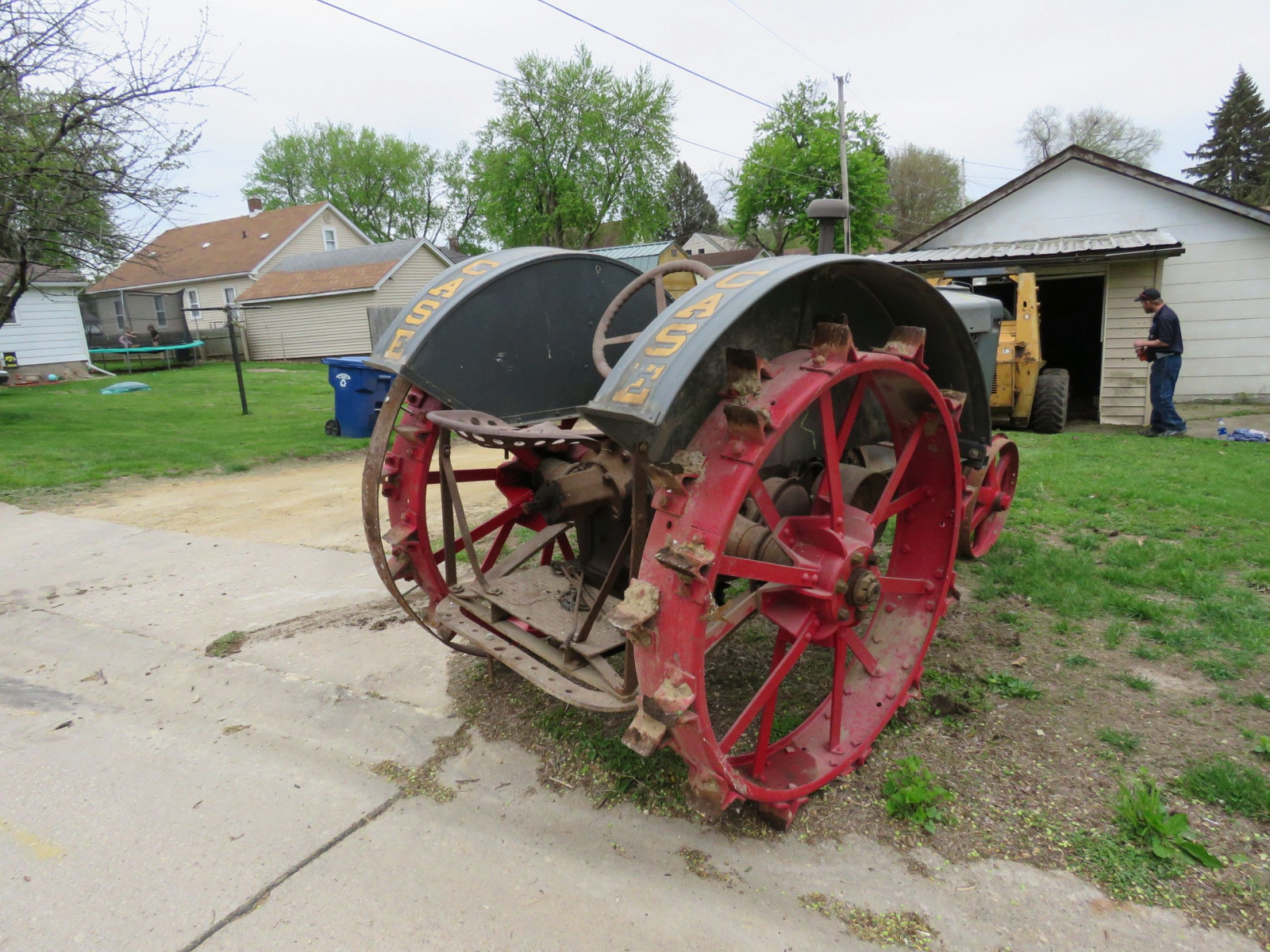 Case CC Tractor - Image 3