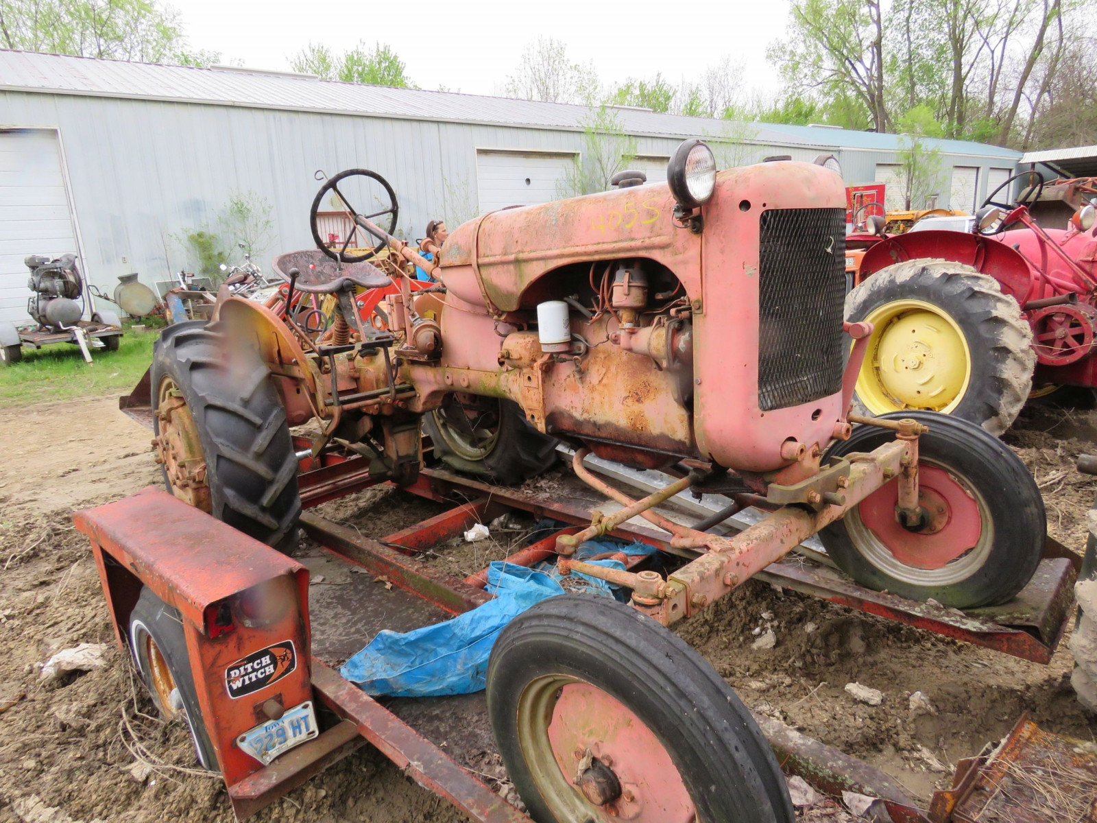 Allis Chalmers CA for Restore - Image 1