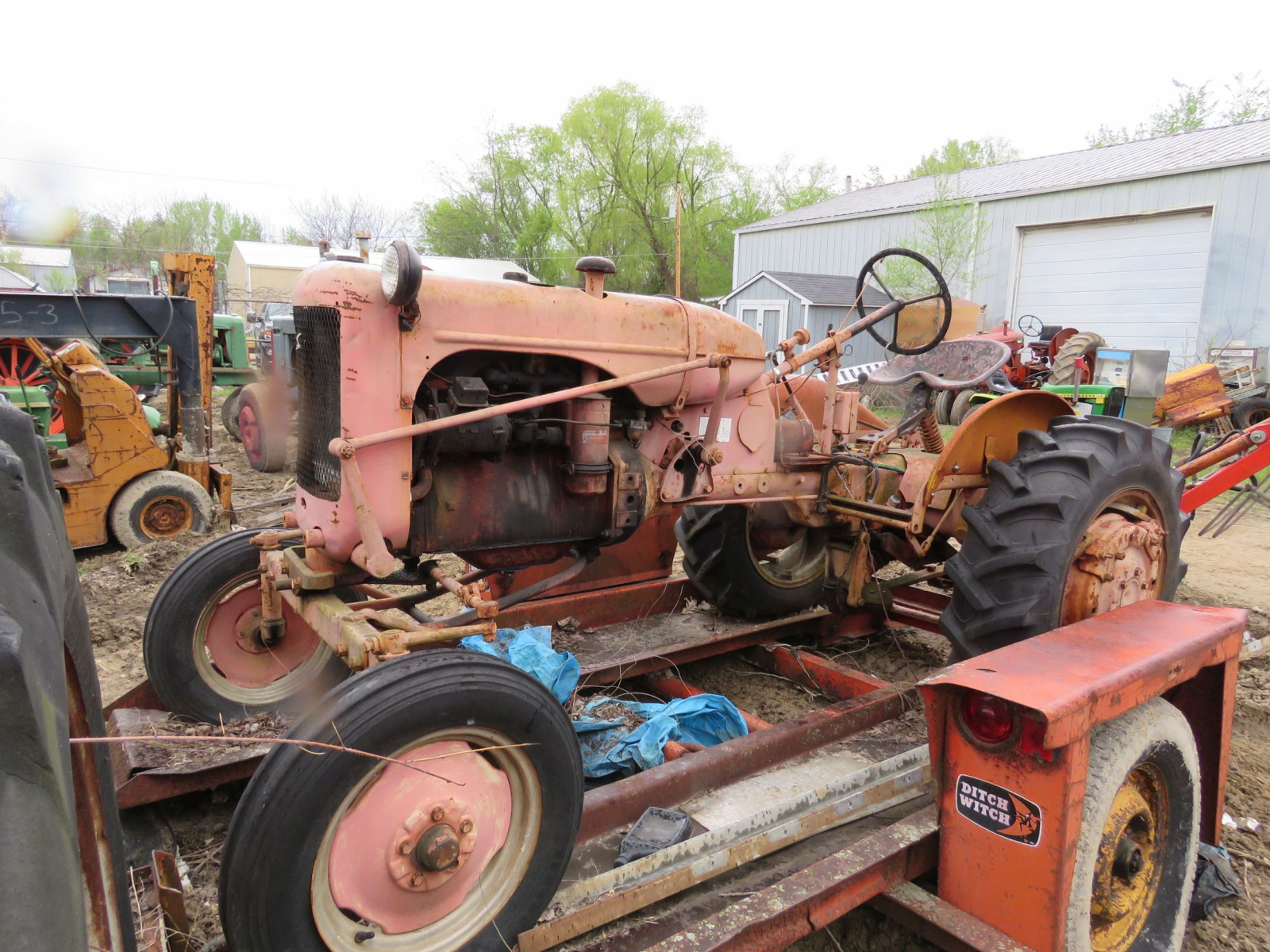 Allis Chalmers CA for Restore - Image 2