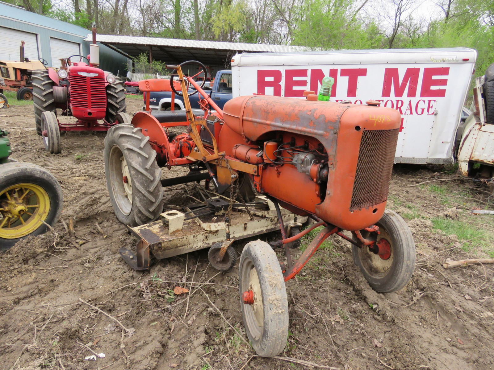 Allis Chalmers B Tractor - Image 1