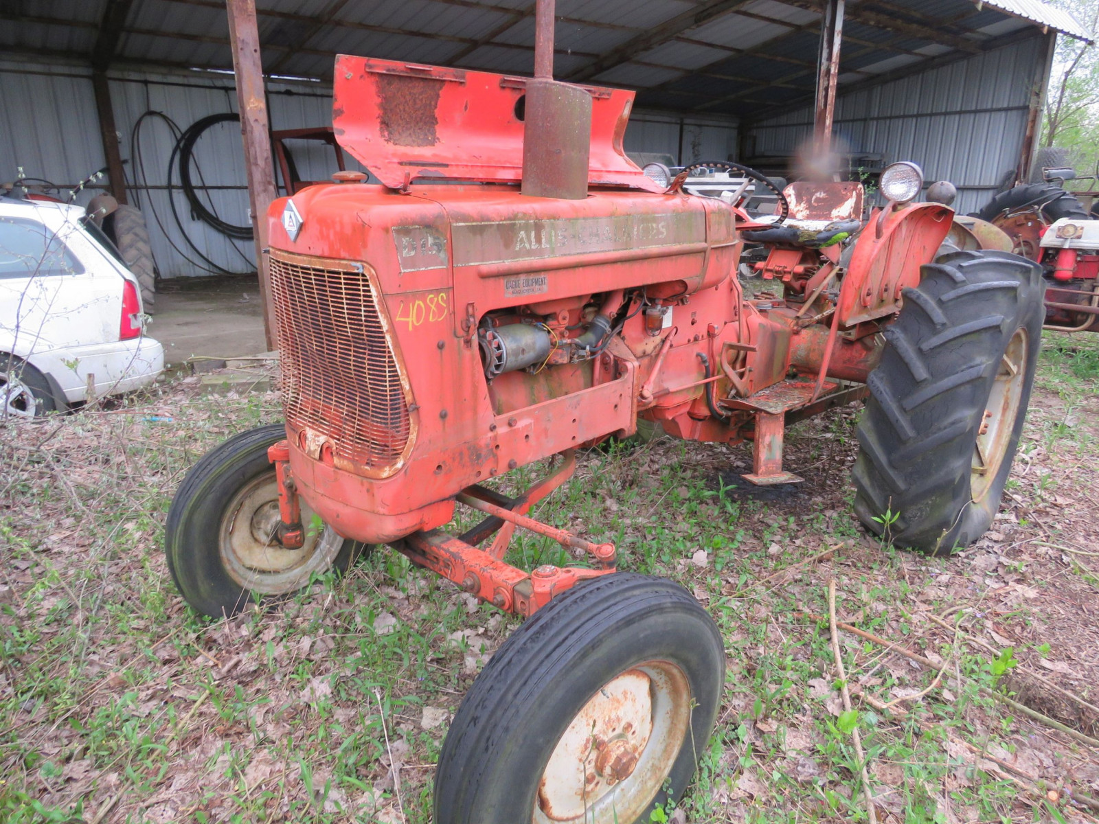 Allis Chalmers D-15 Tractor - Image 1