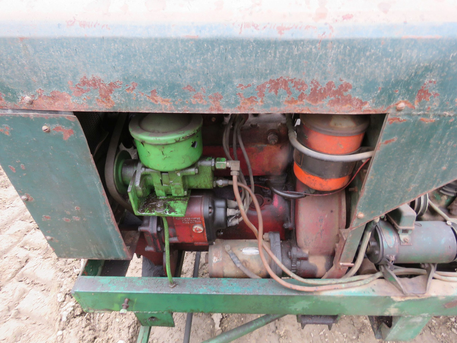 lawn tractor for restore - Image 3