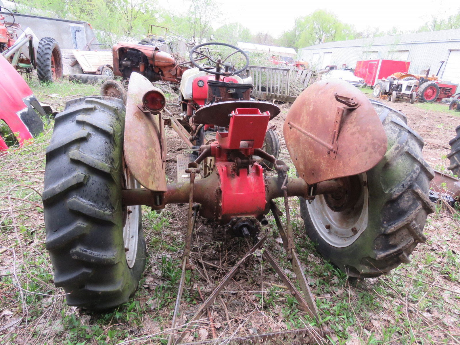 8N Ford Tractor - Image 3