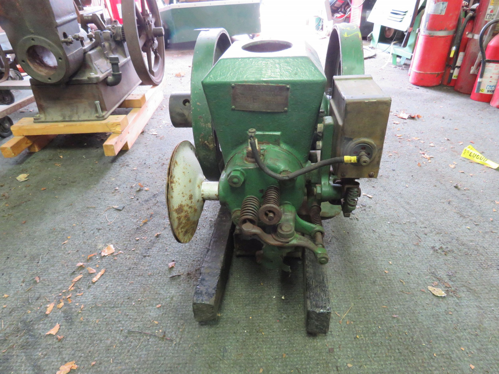 Stover 1 1/2 HP Stationary Gas Engine - Image 6