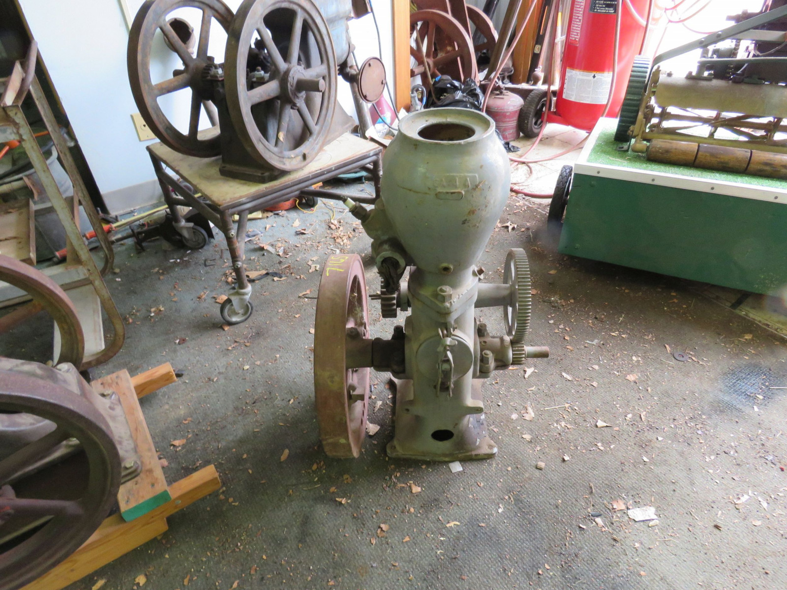 Upright Stationary Engine - Image 2