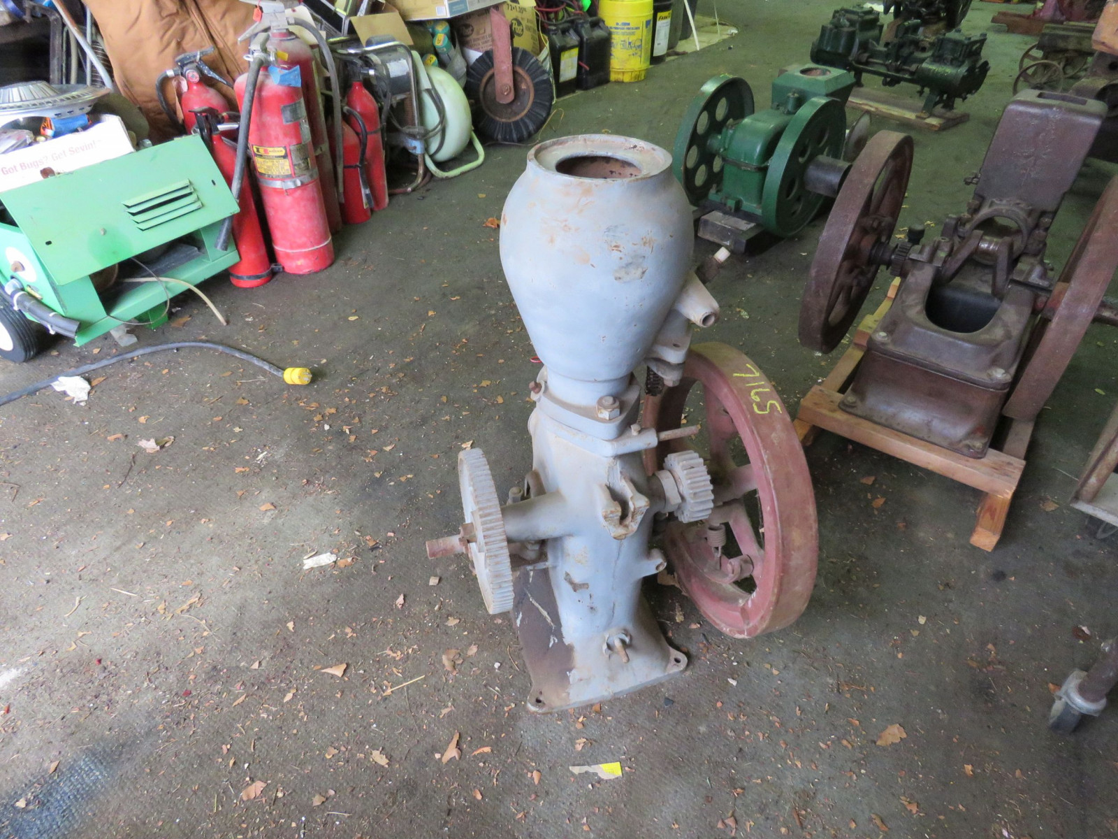 Upright Stationary Engine - Image 3
