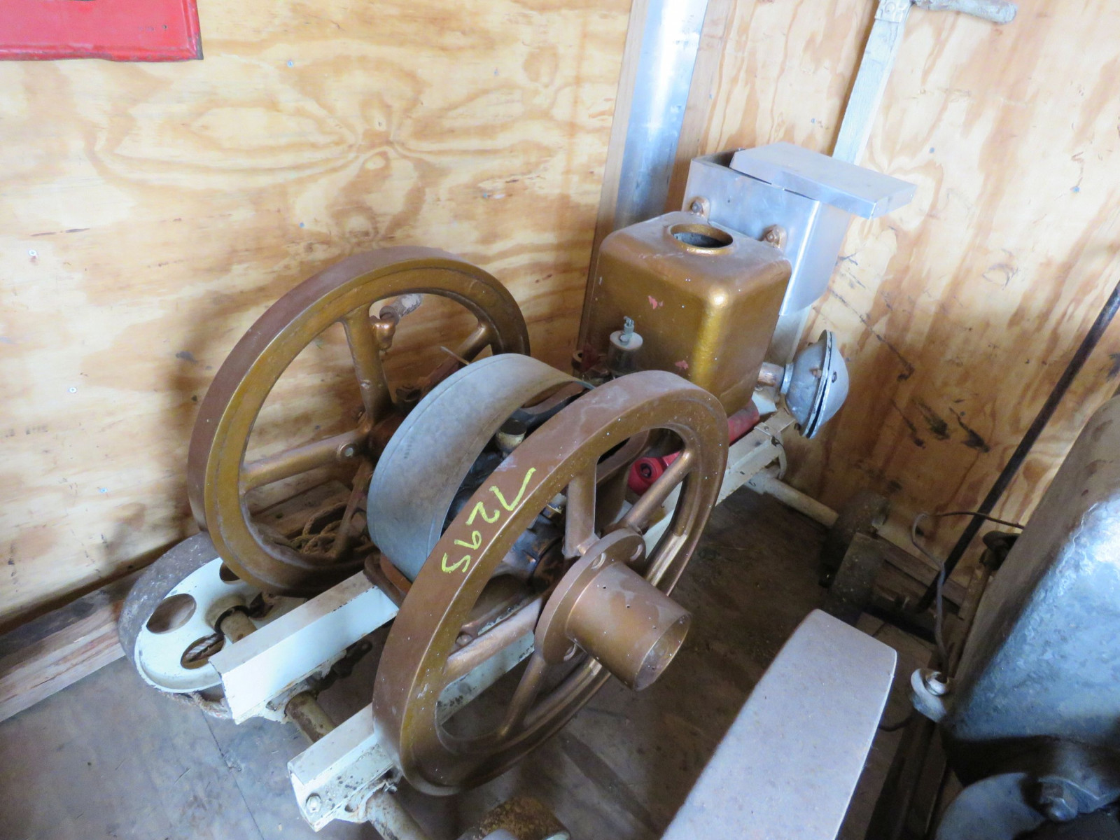 Monitor 3HP Stationary Gas Engine 7367 - Image 1