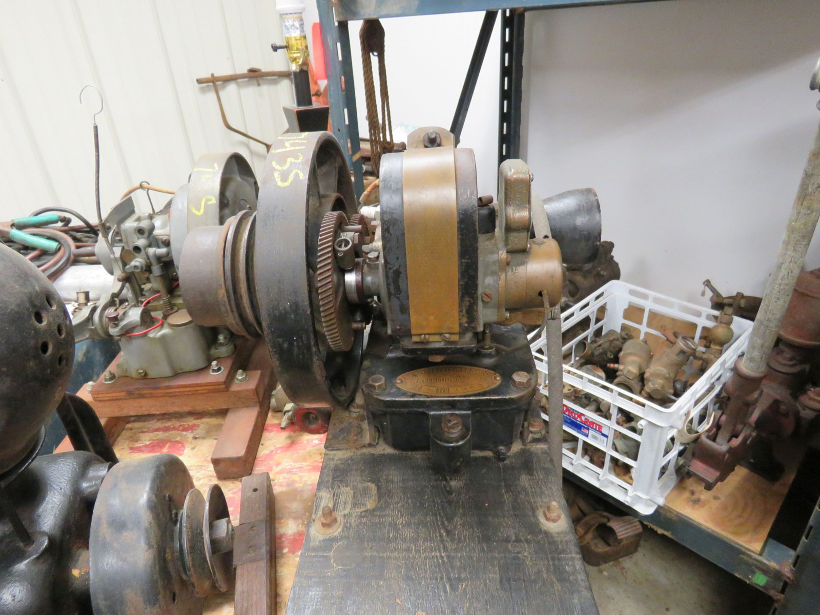 Associated 3/4hp Stationary Engine 4490 - Image 2