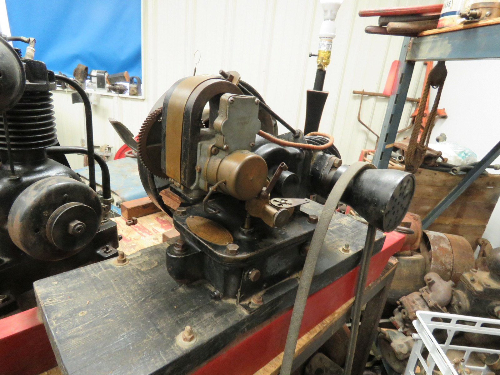 Associated 3/4hp Stationary Engine 4490 - Image 3