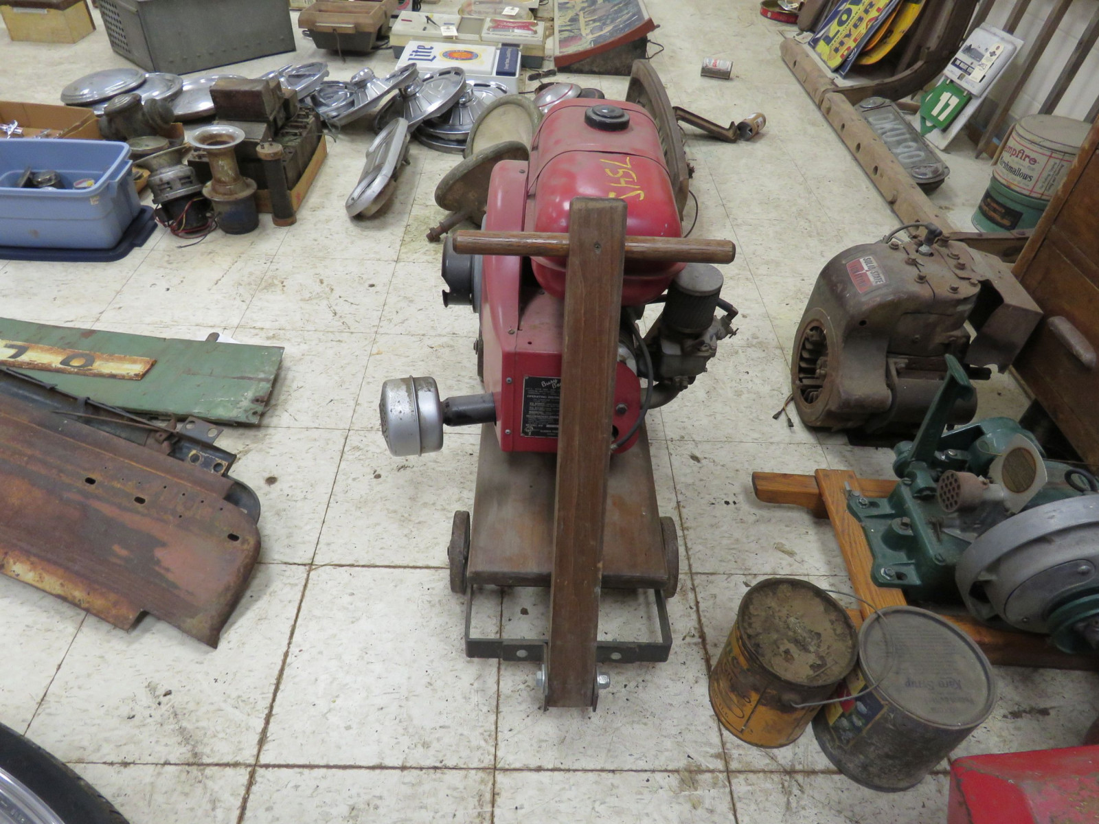 Busy Bee Model AB Stationary Engine - Image 3