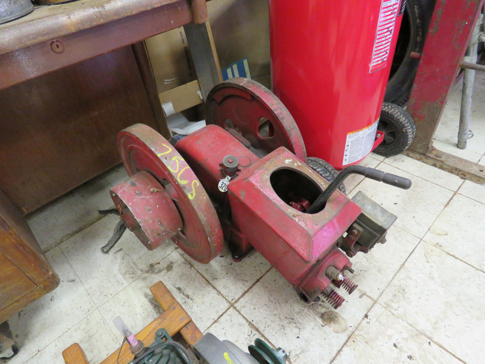 Stover 3 1/2 hp Stationary Engine - Image 1