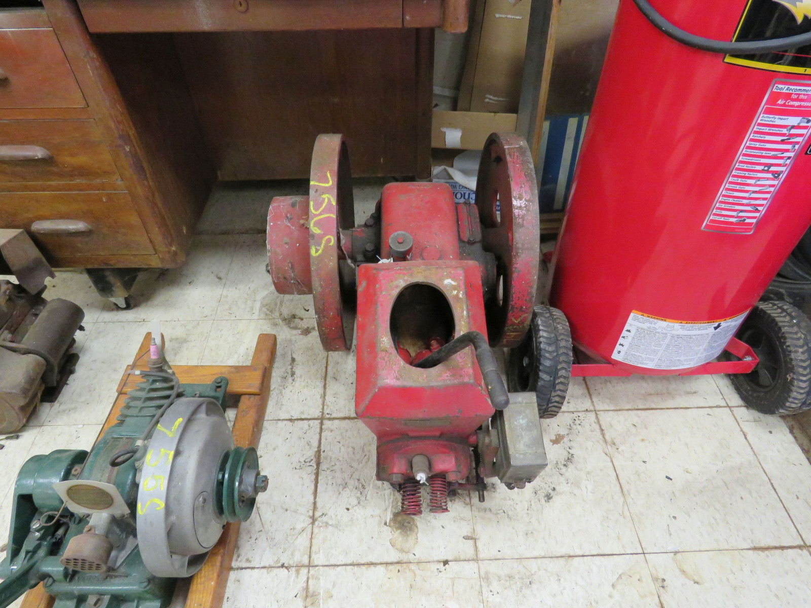 Stover 3 1/2 hp Stationary Engine - Image 2