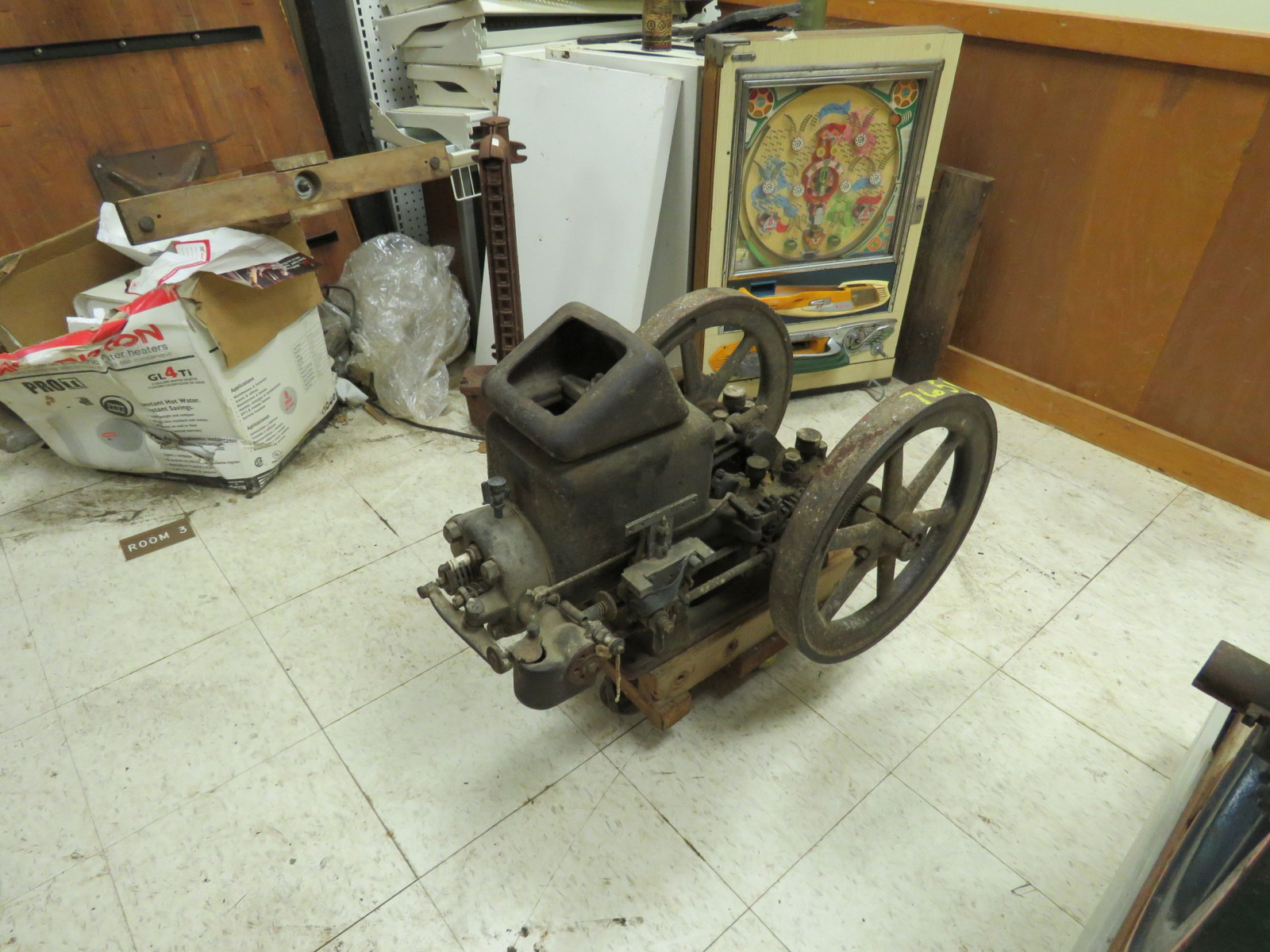 Witte 2 HP Gas Engine B21963 - Image 1