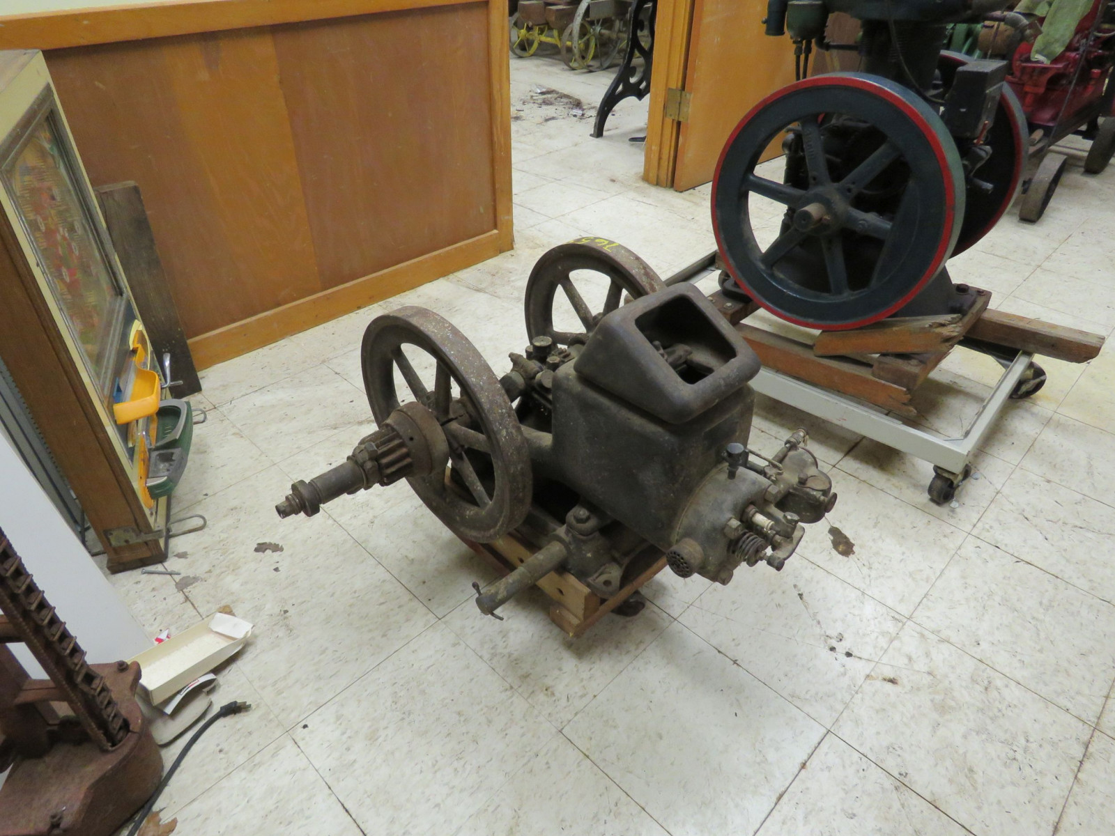 Witte 2 HP Gas Engine B21963 - Image 2
