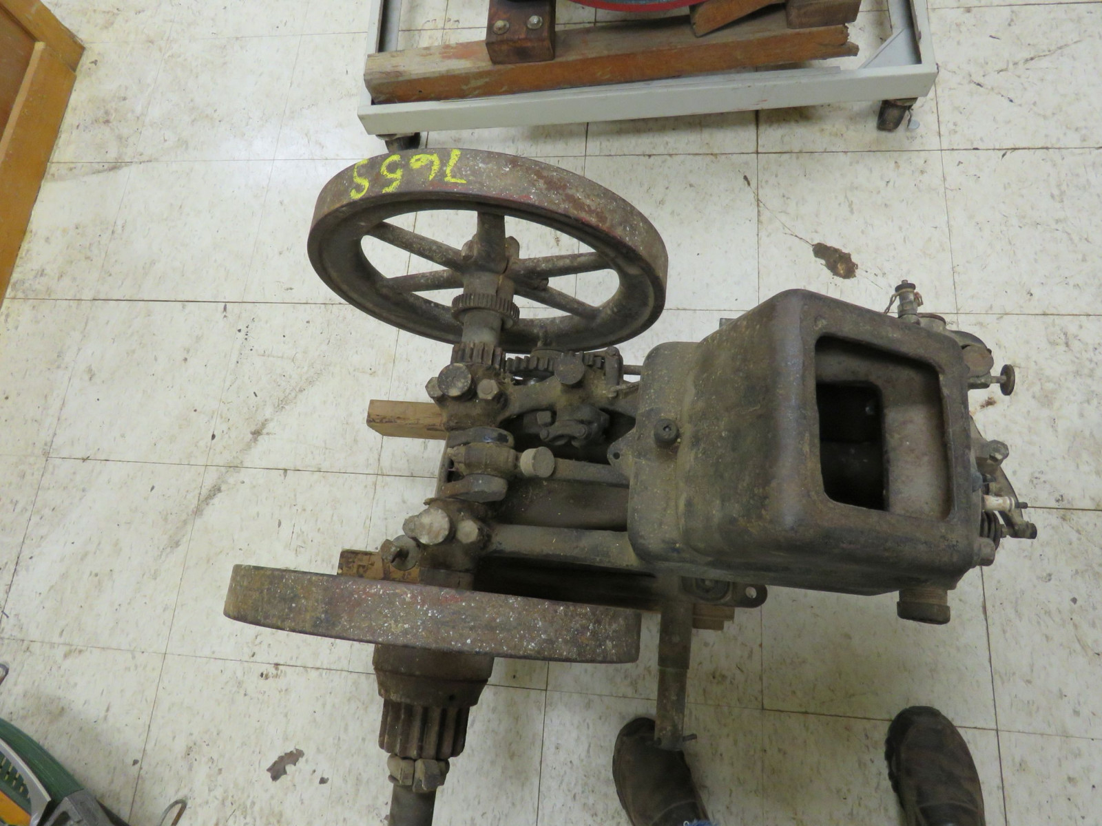 Witte 2 HP Gas Engine B21963 - Image 3