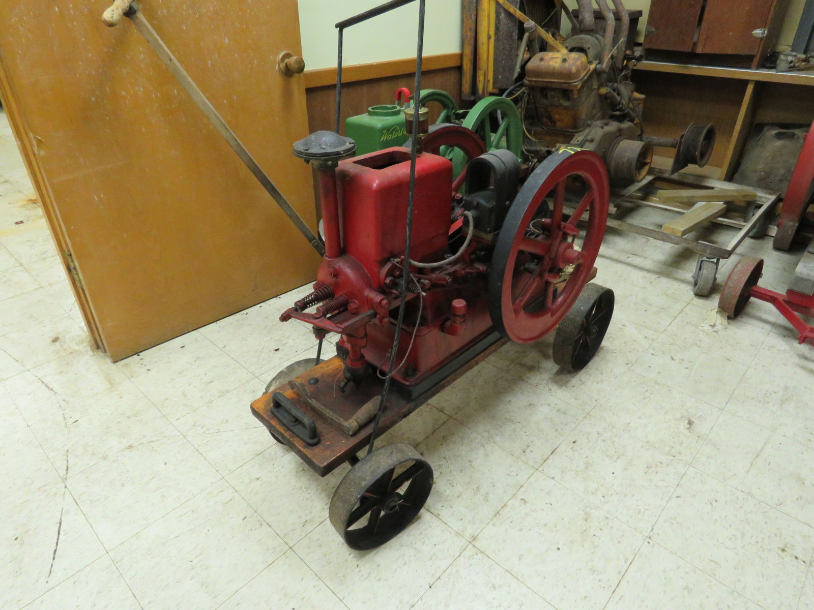 United Type A 2 1/4hp Stationary Engine 201159 - Image 2