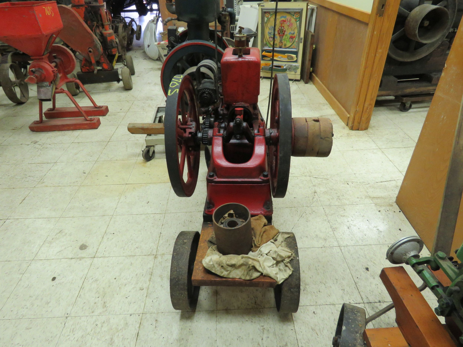 United Type A 2 1/4hp Stationary Engine 201159 - Image 4