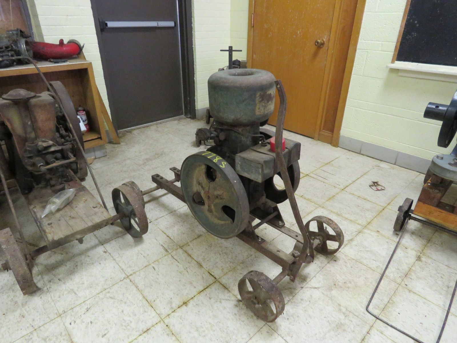 Fairbanks Morse Eclipse 4 hp Stationary Gas engine - Image 1