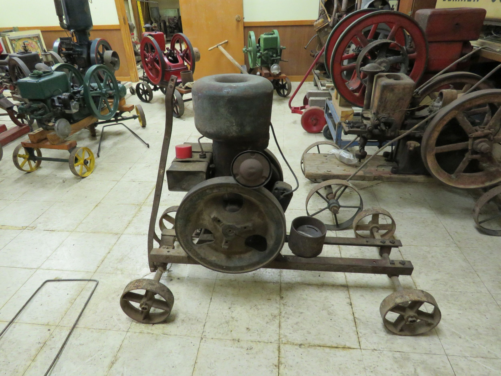Fairbanks Morse Eclipse 4 hp Stationary Gas engine - Image 3