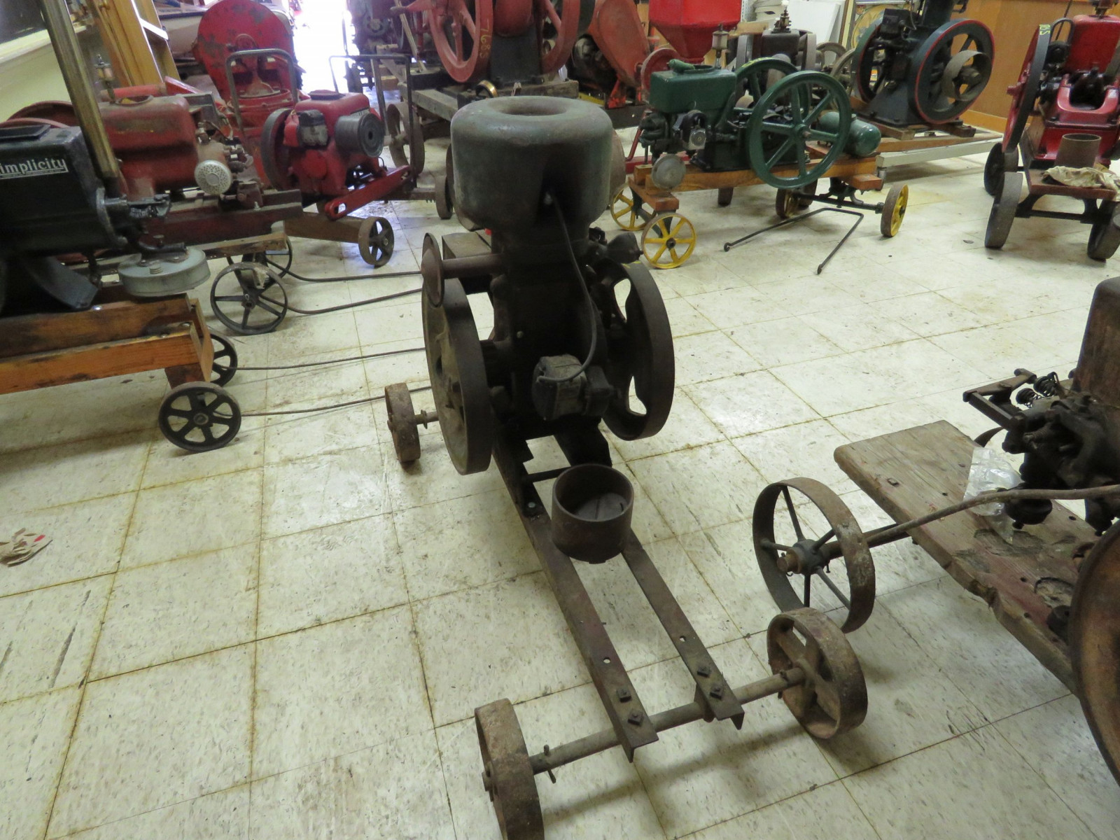 Fairbanks Morse Eclipse 4 hp Stationary Gas engine - Image 4