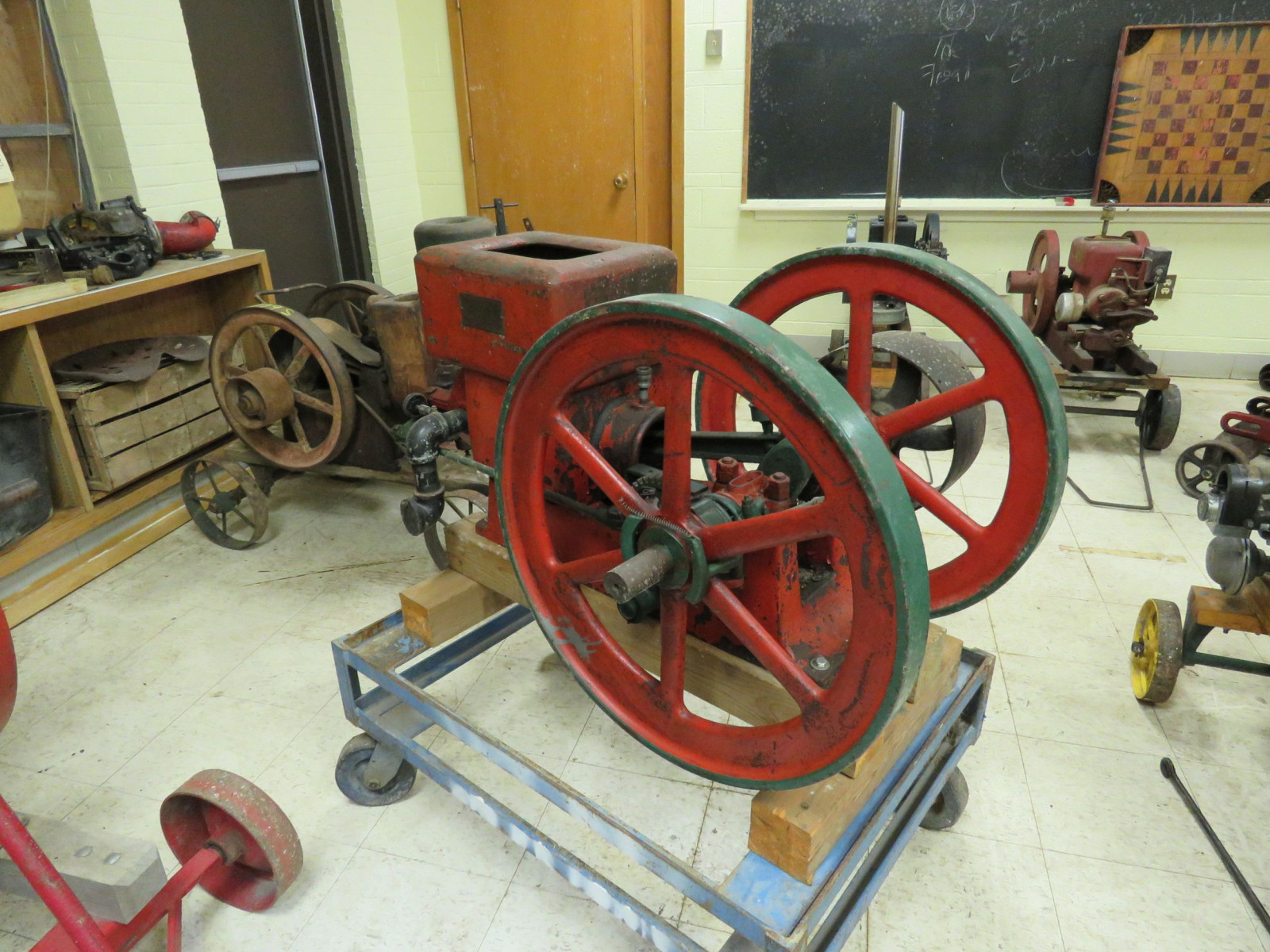 Meco 3HP Stationary Gas Engine - Image 4